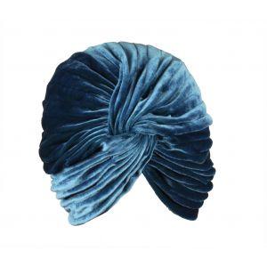 turban silk velvet winter marzi