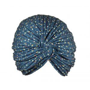 turban polka dot winter marzi