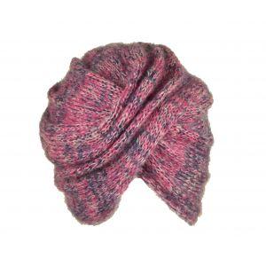 turban turbante hand knitted marzi winter