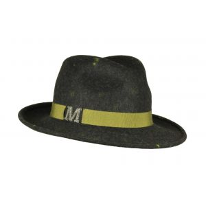 yellow fedora winter marzi hat