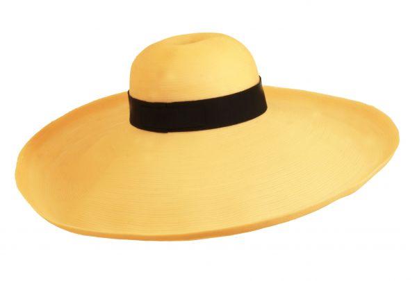 large hat spring summer marzi