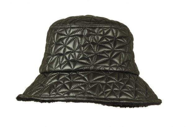 bucket hat quilted winter marzi