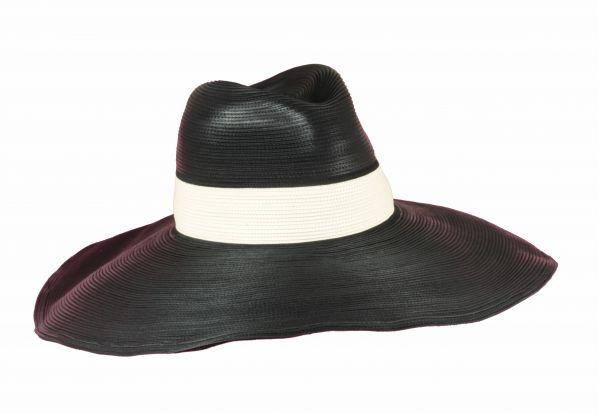 fedora winter leather marzi