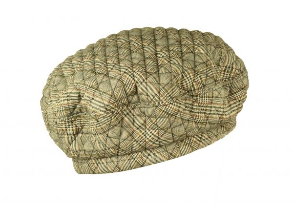 beret quilted winter marzi