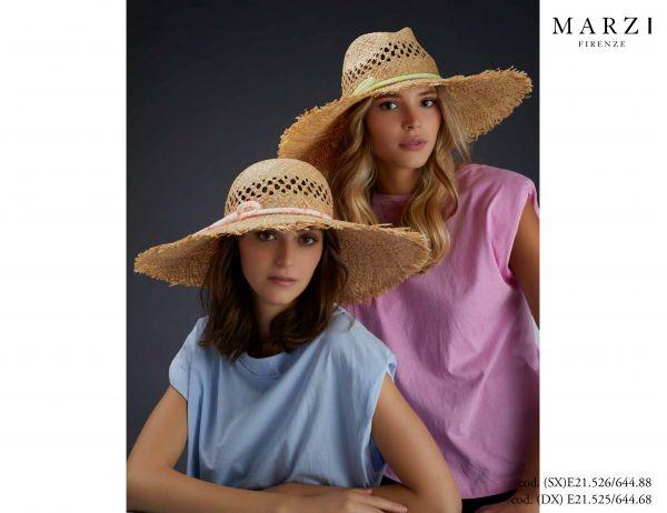 spring summer fedora hat marzi models