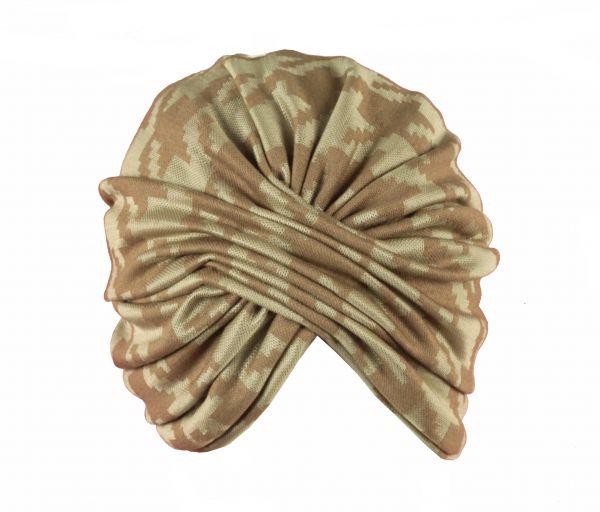 turban houndstooth winter marzi